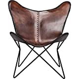 Kare Design Butterfly Brown Econo Sessel