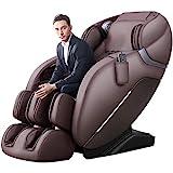 iRest 2021 Massagesessel, neigbar, 3D-Roboter-Hände mit SL-Spur, Shiatsu-Massage, Bluetooth-Lautsprecher