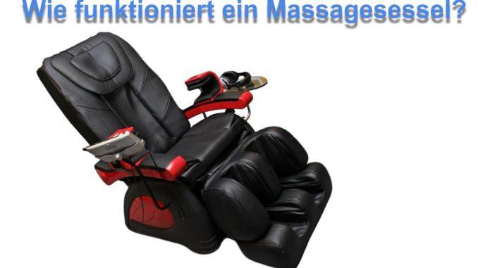 Wie funktioniert ein Massagesessel?