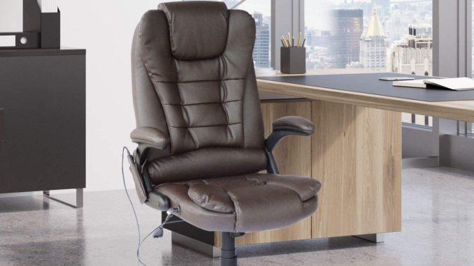 Bürostuhl mit Massagefunktion